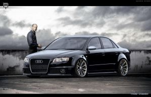 Audi RS4 by VaroDesign