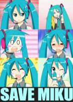 SAVE MIKU- Expressions! by Innerbuddy88