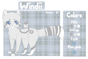 Windii Reference by C-H-O-C-O-C-A-T