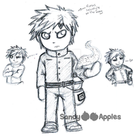 The Last - Gaara by Sandy--Apples
