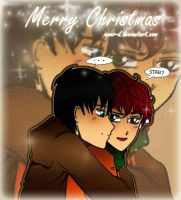 SP style :: Christmas pic:: by Inner-D