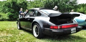 Porsche Carrera by Marissa1997