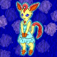 Princess Acacia with clothing by ClannadLover22