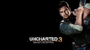 Uncharted 3 Drake's Deception by Akio-CK