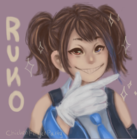 Ruko Yokune by ChickenFingerParty
