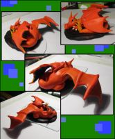 PVC - Pokemon: Charizard by Equilonic