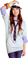 BoA PNG Render by classicluv