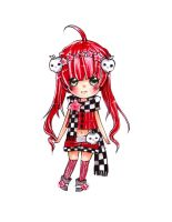 Adopt: +Apple Rocker+ CLOSED by Picchu-tan