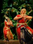 Indian Dancers by spearimages