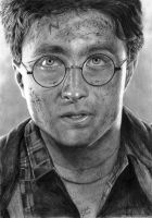 Harry Potter by nobodysghost