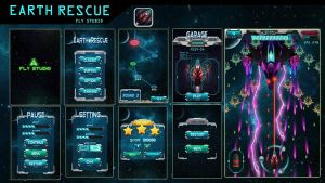 Earth Rescue Project-Concept Sheet by Jineda13