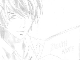 Light Yagami v2 by treil17