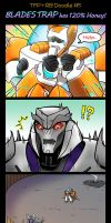 [TFP+RB] Blades Trap [Doodle5] by SolarGirlMina