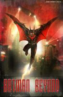 Batman_Beyond by Josh-Finney