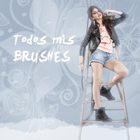 Todos mis brushes by AlejandraArely