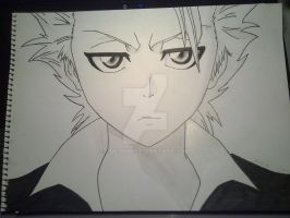 Toshiro by LuciaKH