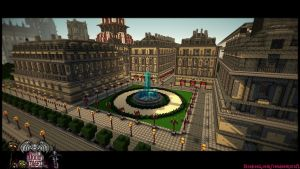 Imperial City 03 by MisterTrioxin