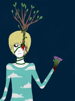 Fruitless flowers by Grapexplosion
