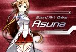 Asuna by CaptainLaser