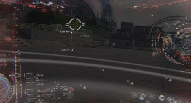 Iron Man HUD by Jamezzz92