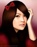 Rainie Yang by shiroii-lika