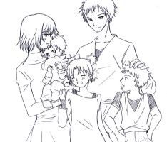 Family by Aicchan