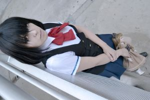 Misaki mei cosplay by MiahObsession