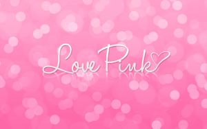 Love Pink Wallpaper and iPad Pack for ThePinkLover by CupcakeyKitten