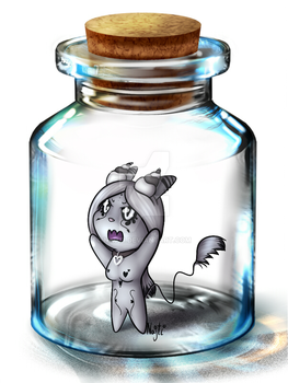 [Commission] Let me out! by Najti