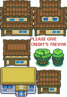 tiles trevor public. by Zeikaro