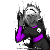 GO GRIMDARK by Pharos-Chan