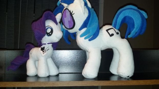 Rarity and Vinyl by Marmalade-on-Toast