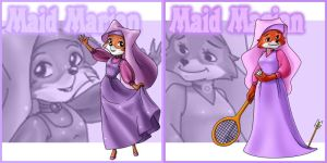 Patch Redux: Maid Marian by Street-Angel