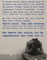 On rape apologism and victim blaming.. by rationalhub