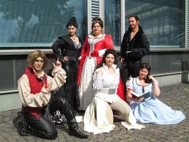 German OUAT group by MysteriousMaemi