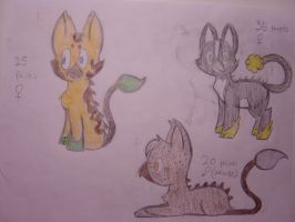 Candle Griffin Adoptables [OPEN: 3/3] by EuropeanWildcat