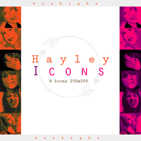 hayley icons by funkighs