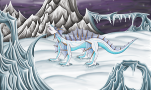 Stegat Iceworld by Stormlugia