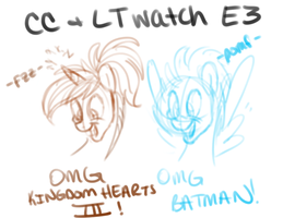 CC and LT Watch E3 by ClutterCluster