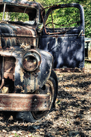 Old Chevy Truck HDR 4 by N12X93R