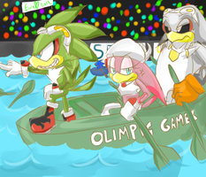 :OHS: Olympic games ! by JetTaco