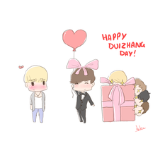 Duizhang Day by tangerine-skye