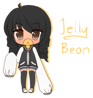 .:Jelly Bean:. by threewiishes