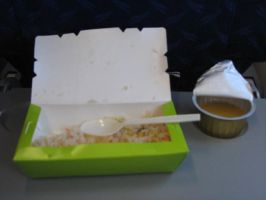 Airplane Food by pallaza