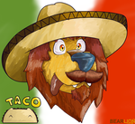 Taco icon by thelionjack