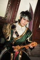 Guan Ping - Dynasty Warriors 8 by roadscream