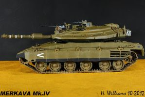 Merkava MK.IV Left by 12jack12