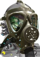 Gasmask by Fieldfire