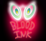 Blood Ink--Title Logo #2 by TheUnisonReturns