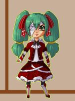 X-Mas Adoptable Chibi 7 [N/A] by sonisadopts